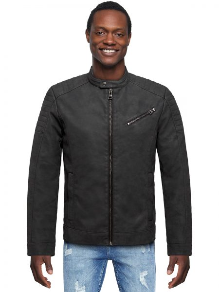 Vigor Outdoor Woven Biker Jacket